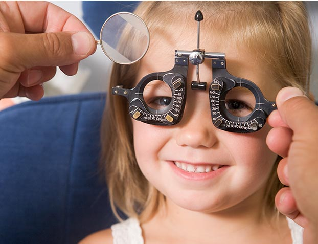 Eye Care Services in Redmond, OR