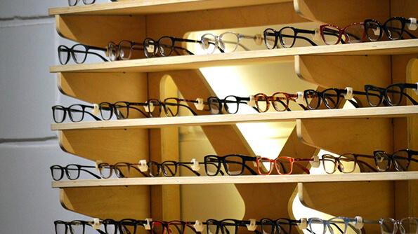 designer brand frames in Central Oregon